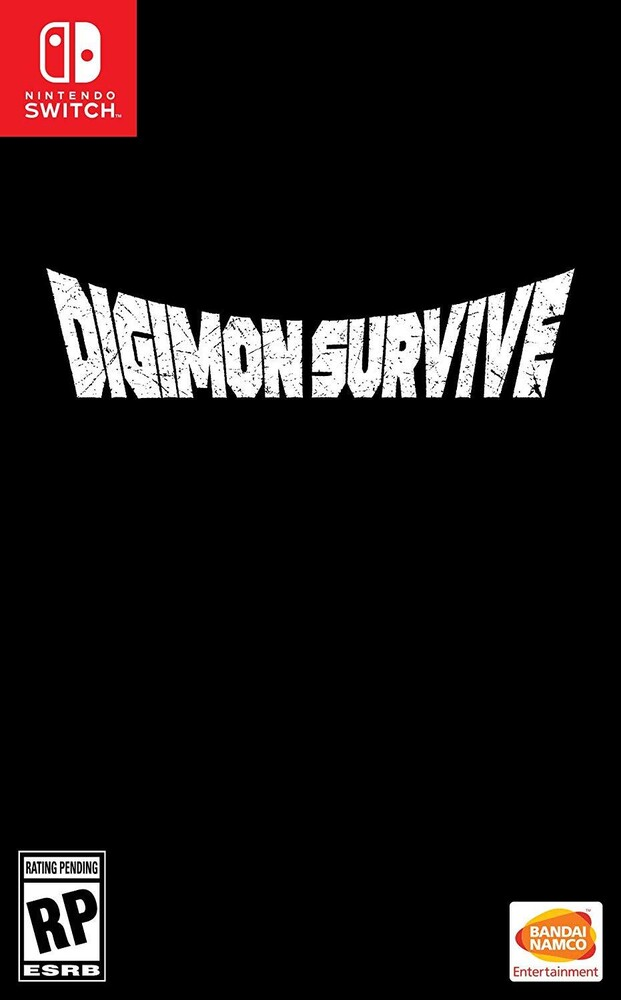 Swi Digimon Survive - Digimon Survive for Nintendo Switch