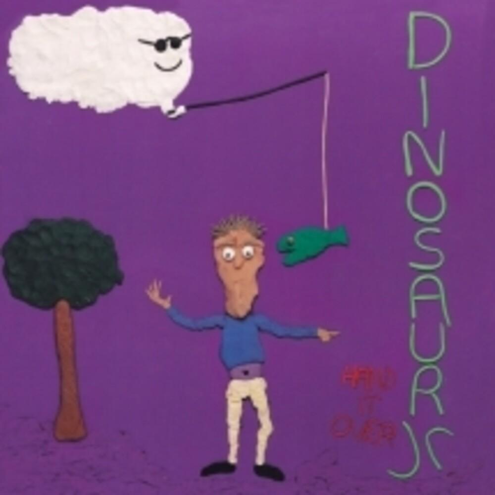 Dinosaur Jr. - Hand It Over [Colored Vinyl] [Deluxe] (Gate) (Purp) (Exp)