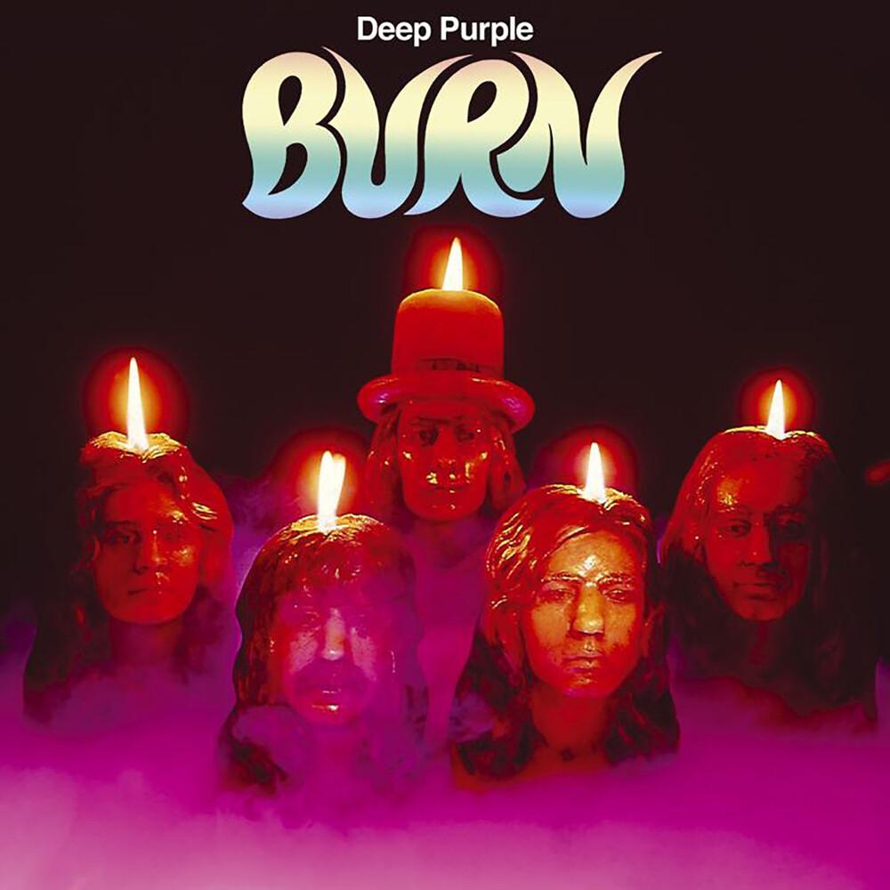 Deep Purple - Burn [Rocktober 2019 Purple LP]
