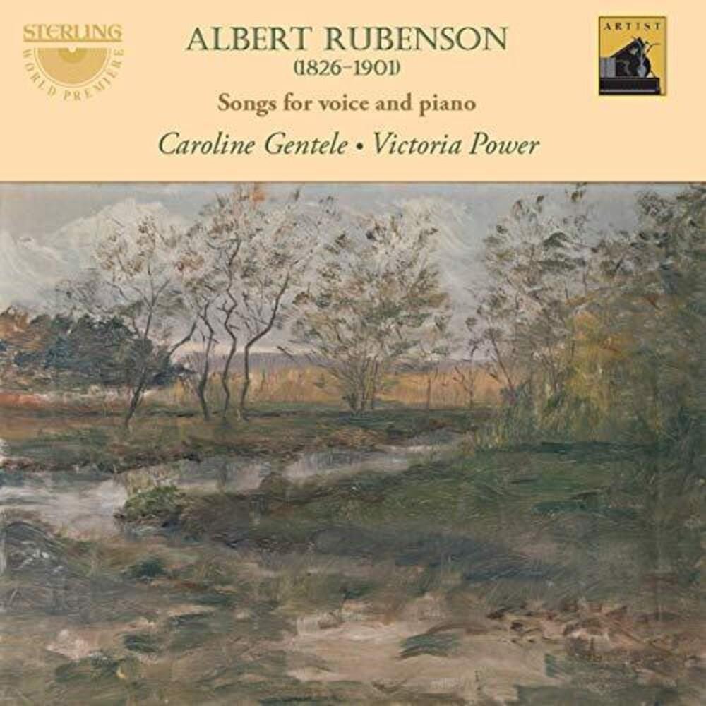 Rubenson / Gentele / Power - Songs For Voice & Piano