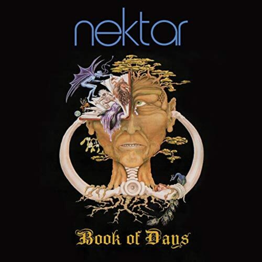 Nektar - Book Of Days [Colored Vinyl] (Gol) [Limited Edition]