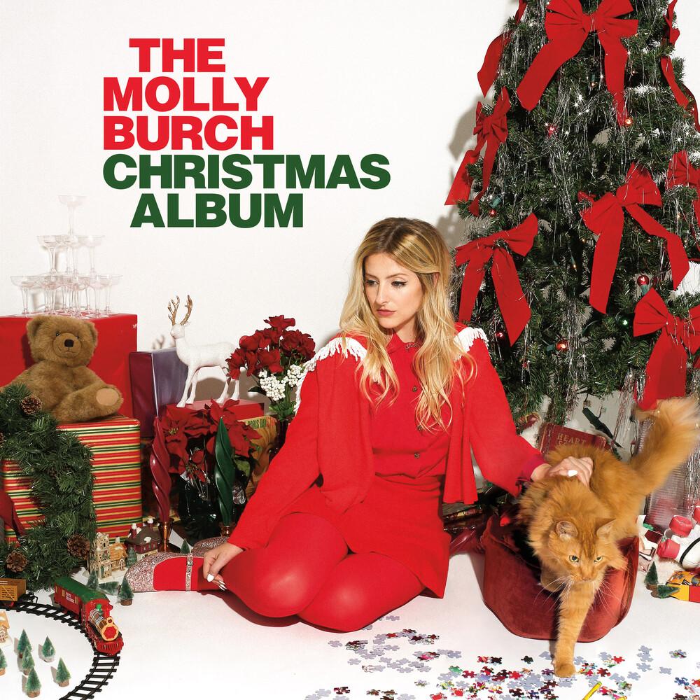 Molly Burch - The Molly Burch Christmas Album [LP]