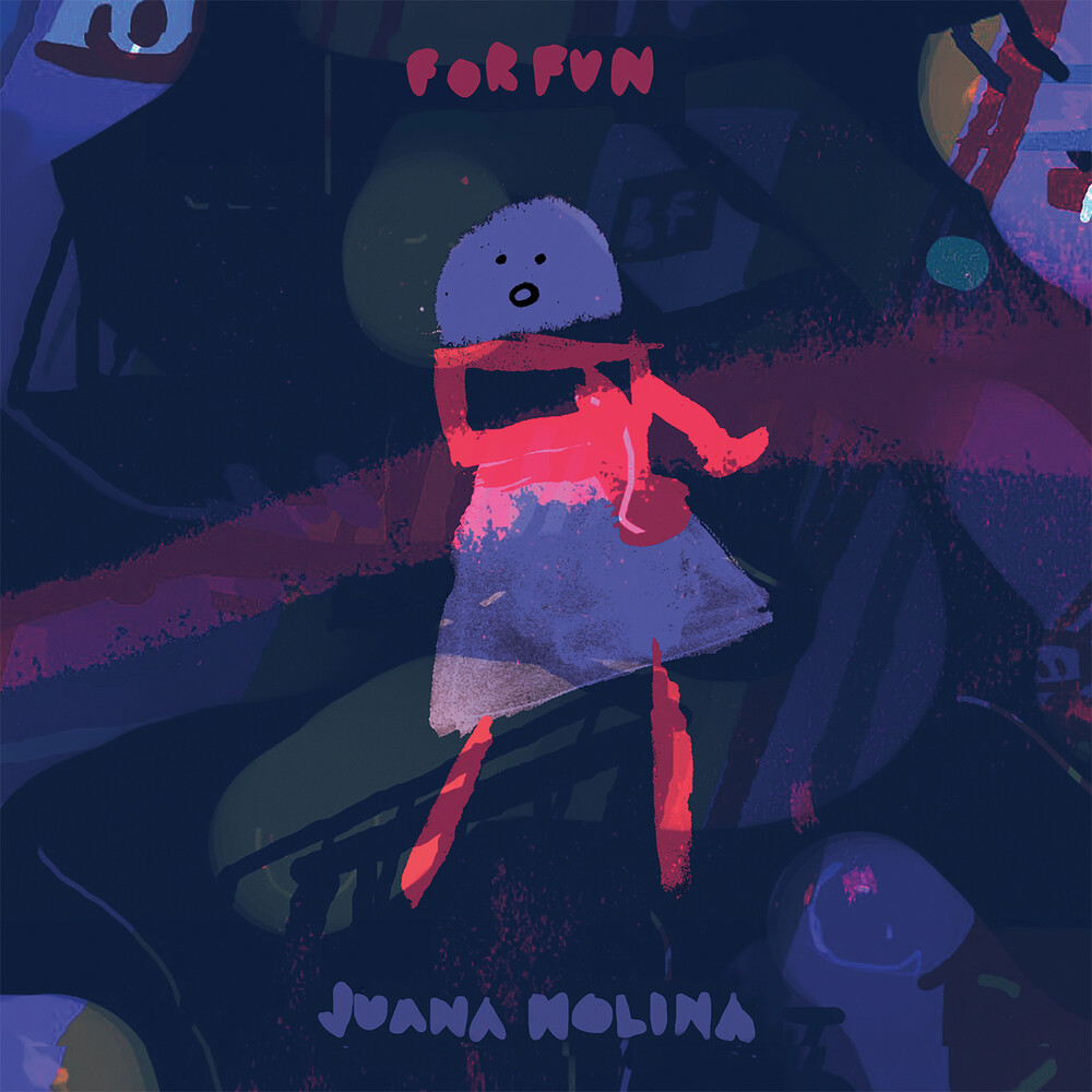 Juana Molina - Forfun (10in) (Ltd)