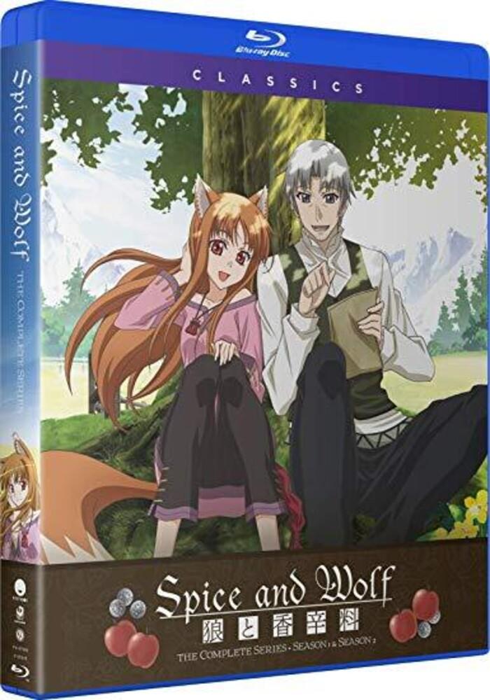 Spice & Wolf: Complete Series - Season 1 & 2 - Spice & Wolf: Complete Series - Season 1 & 2