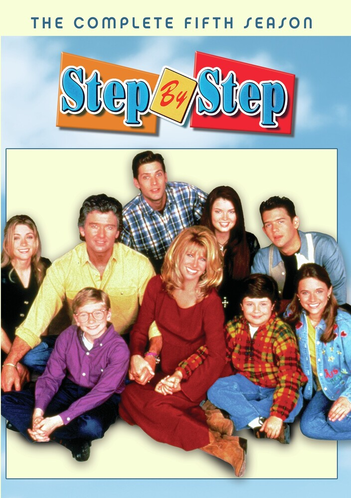 - Step By Step: Complete Fifth Season (3pc) / (Mod)