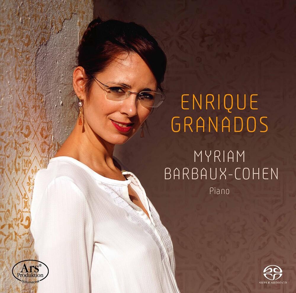 Granados / Barbaux-Cohen - Cohen Plays Granados (Hybr)