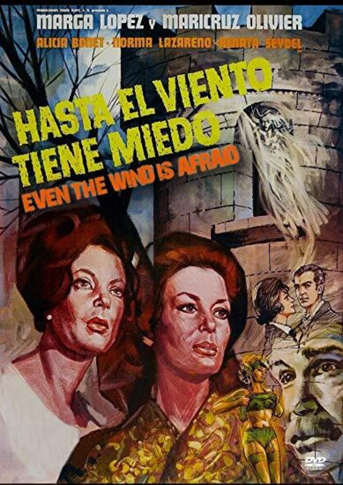 Hasta El Viento Tiene Miedo - Hasta El Viento Tiene Miedo (Even the Wind Is Afraid)