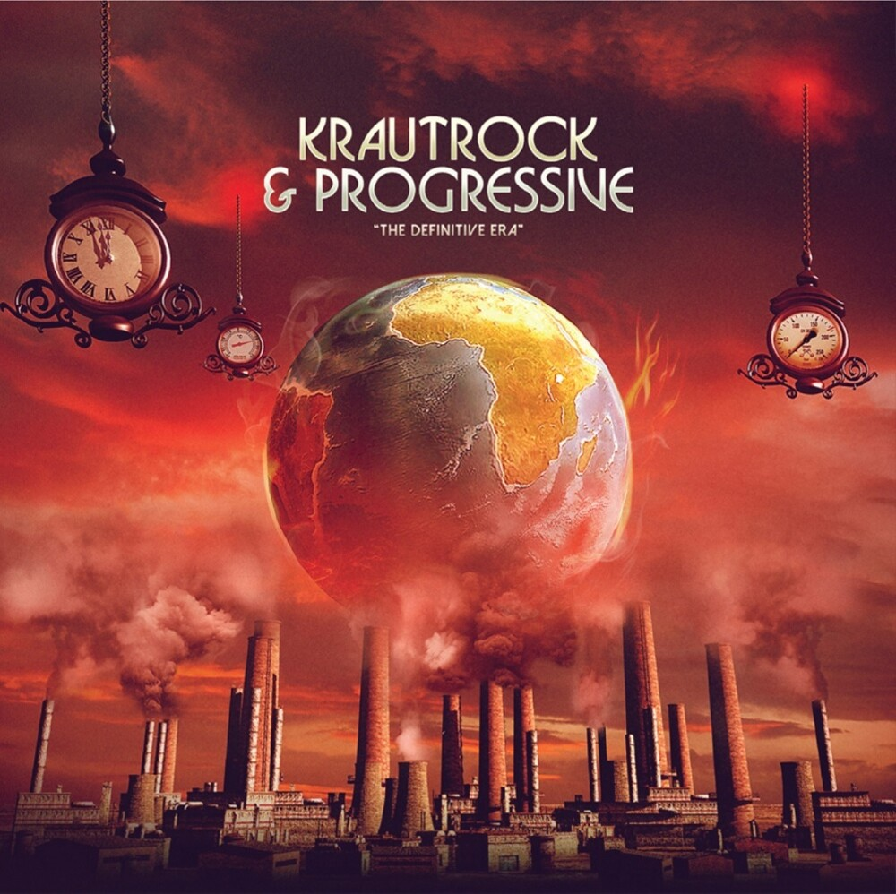 Krautrock & Progressive The Definitive Era / Var - Krautrock & Progressive: The Definitive Era / Var