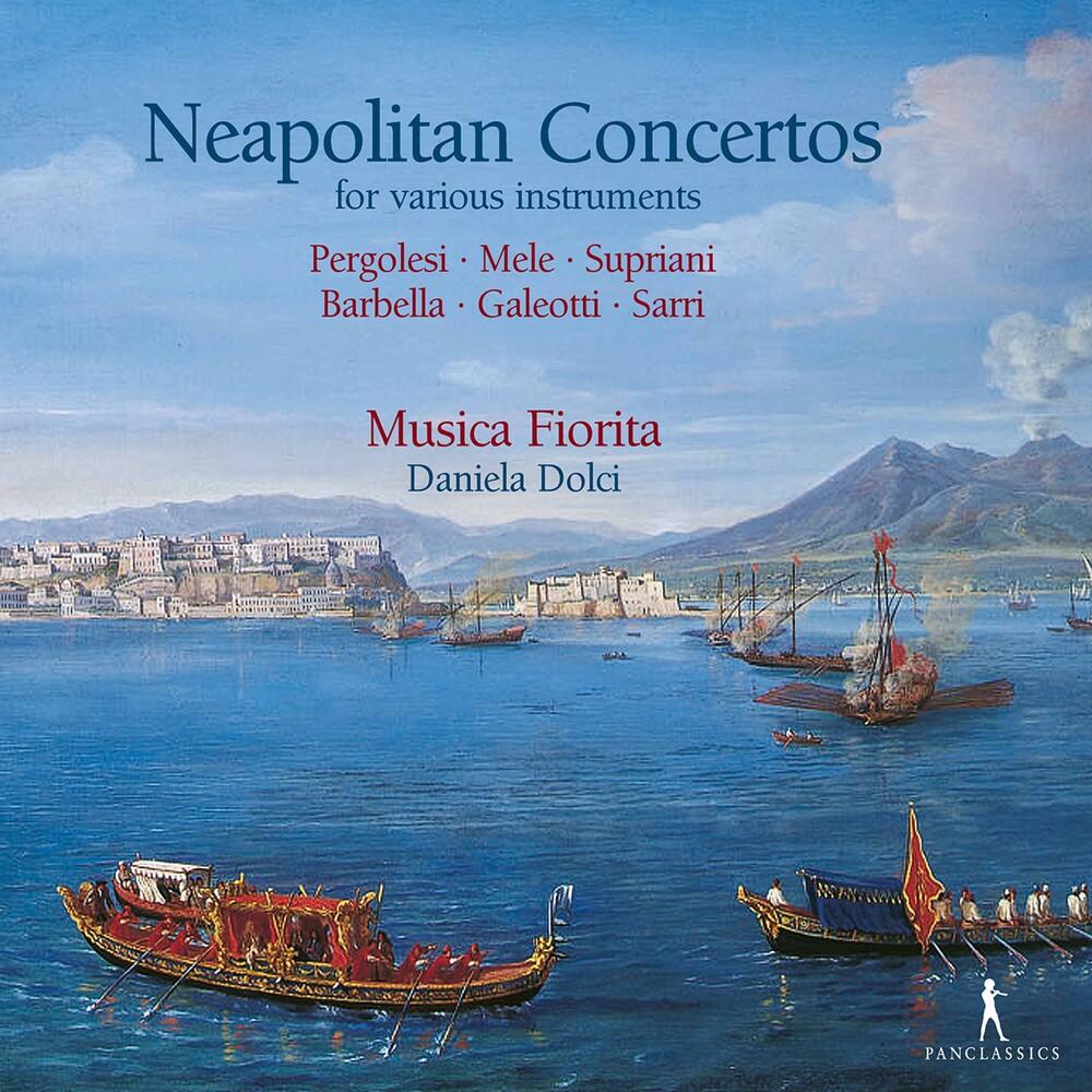T. Merula - Neapolitan Concertos