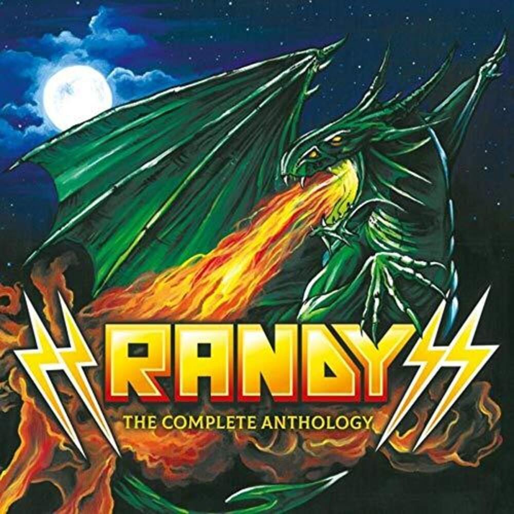 Randy - Studio Anthology (Wsv) (Uk)