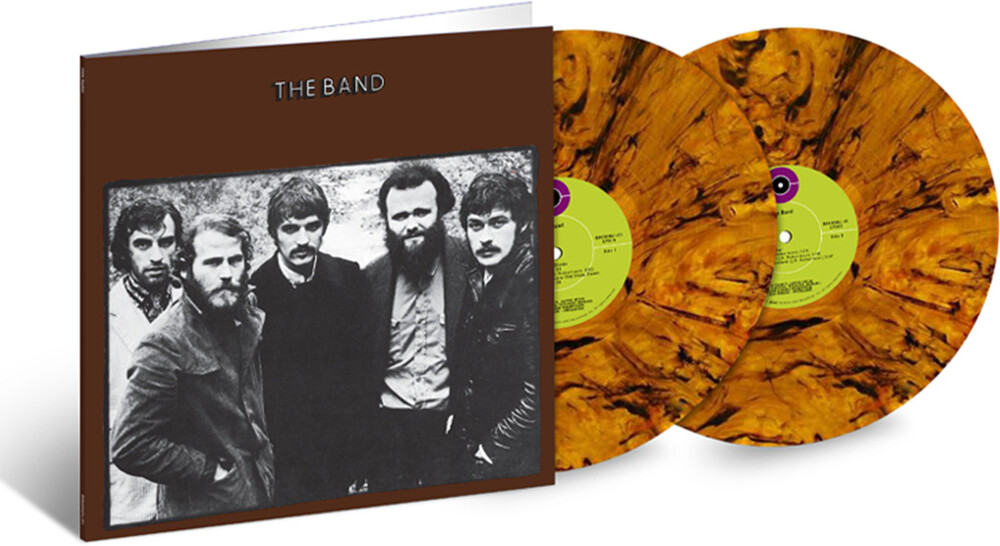 The Band - Band: 50th Anniversary [Import Colored Vinyl] (Frpm) [Limited Edition]