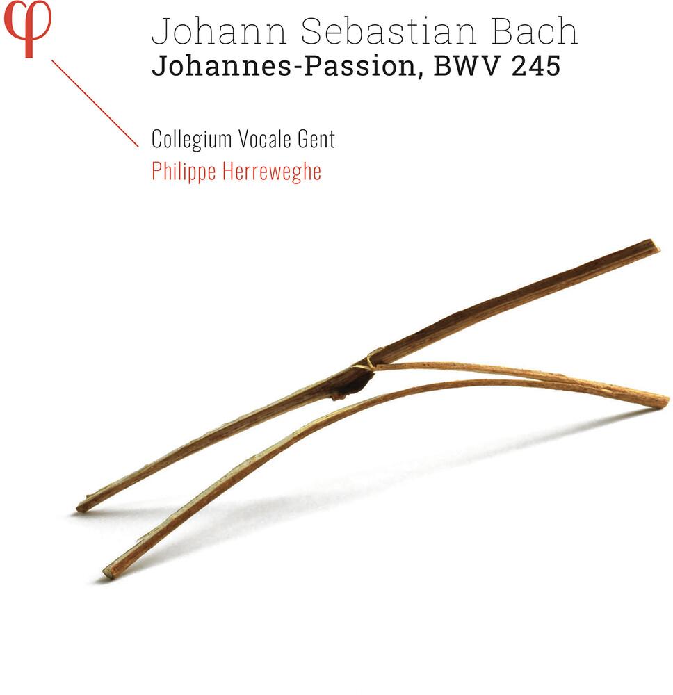 J Bach S / Collegium Vocale Gent / Herreweghe - Johannes-Passion 245