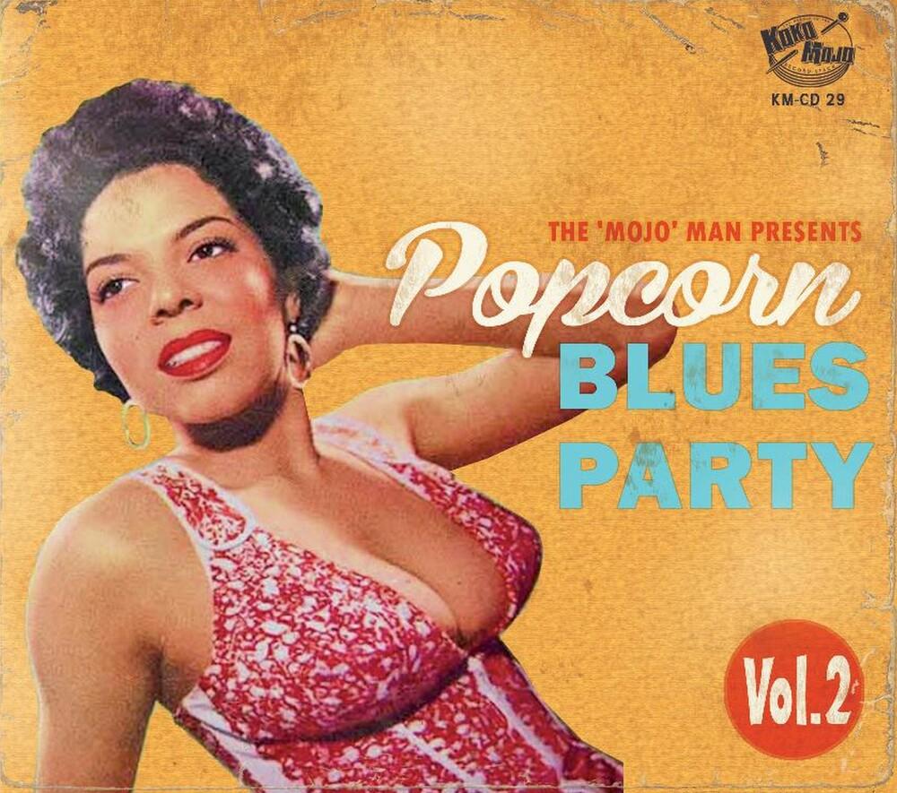 Popcorn Blues Party 2 / Various - Popcorn Blues Party 2 (Various Artists)