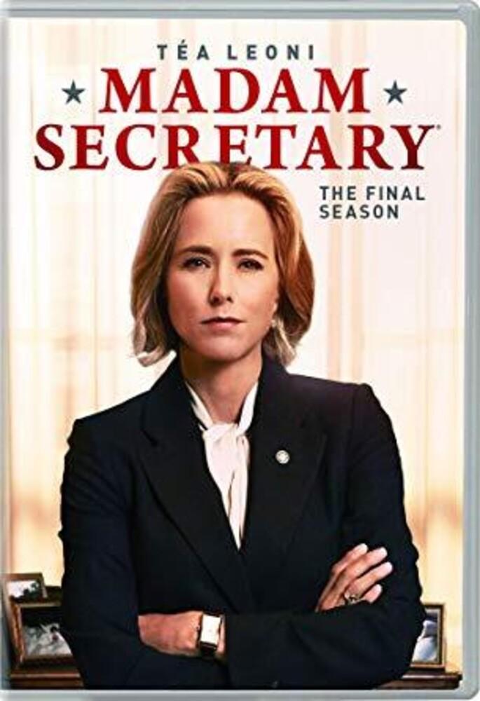 Madam Secretary: Final Season - Madam Secretary: Final Season (3pc) / (3pk Ac3 Ws)