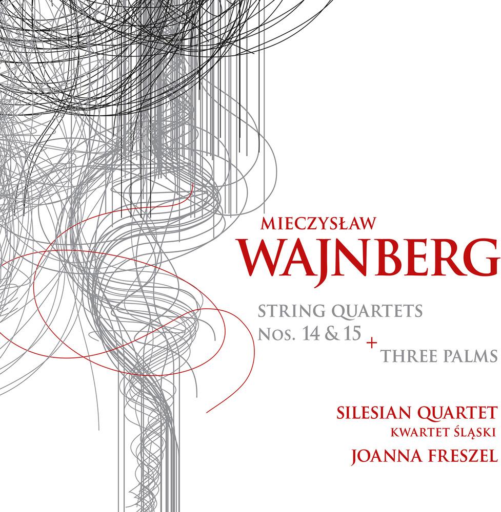 Silesian Quartet - String Quartets 14 & 15
