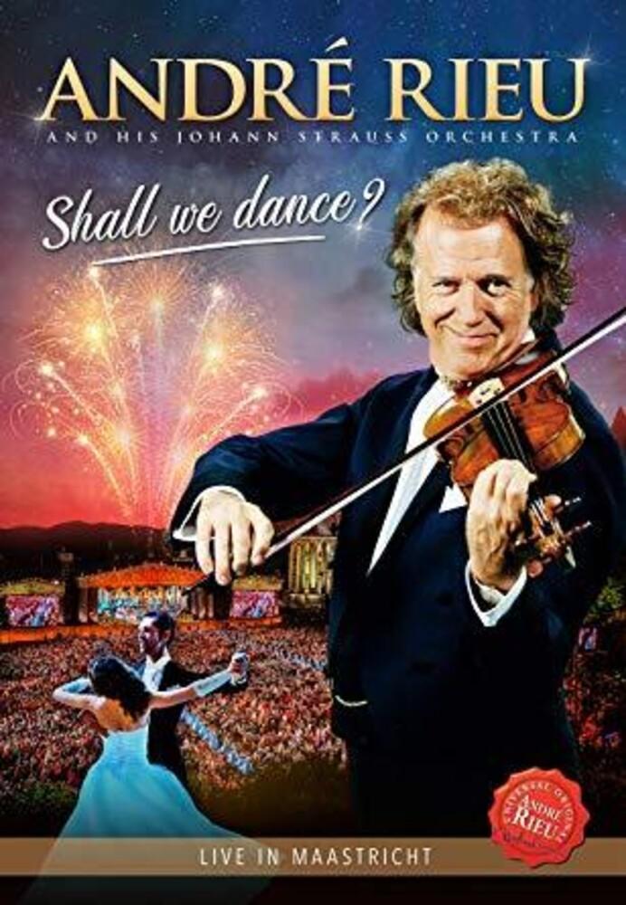 Andre Rieu / Johann Strauss Orchestra - Shall We Dance [DVD]