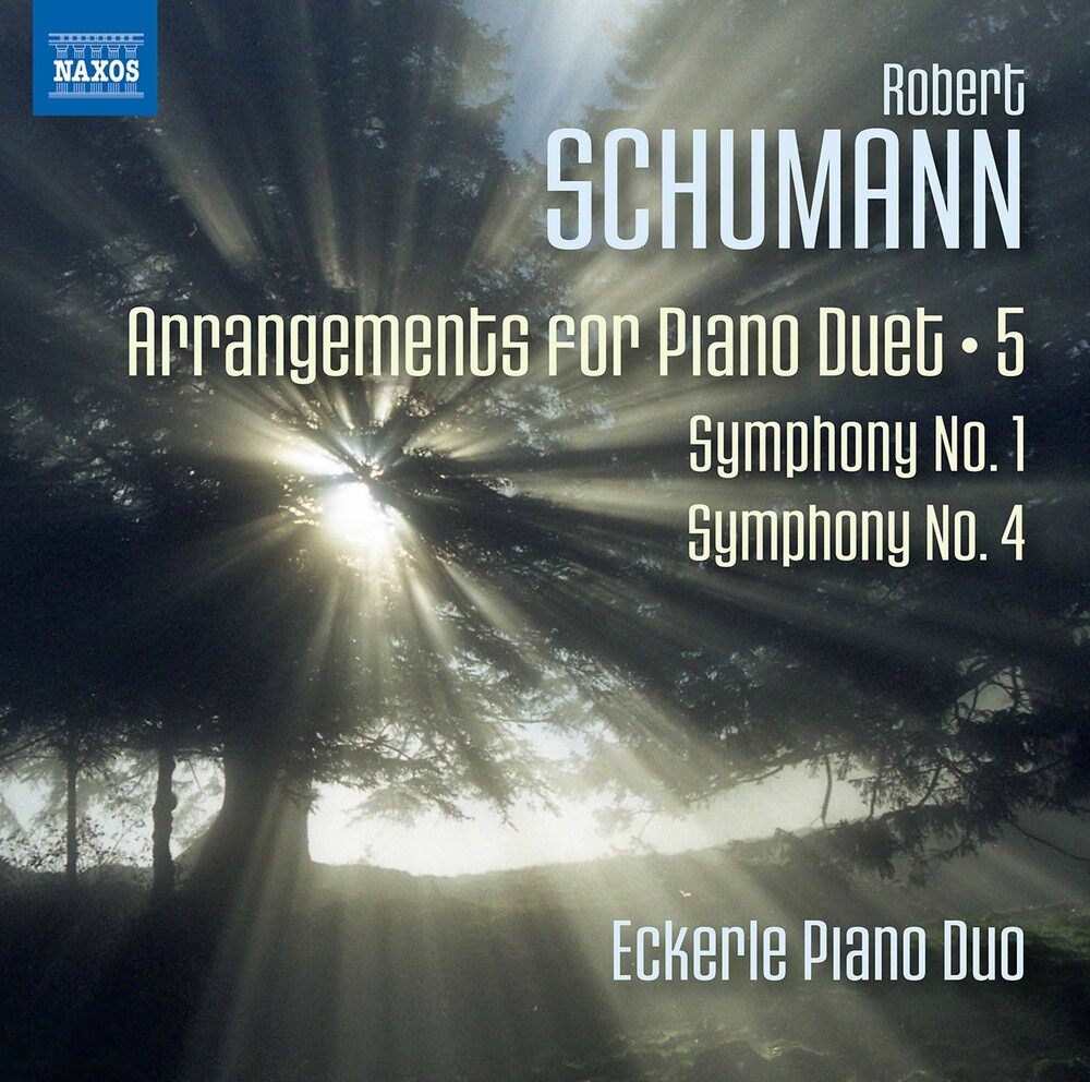 Eckerle Piano Duo - Arrangements Piano Duet 5