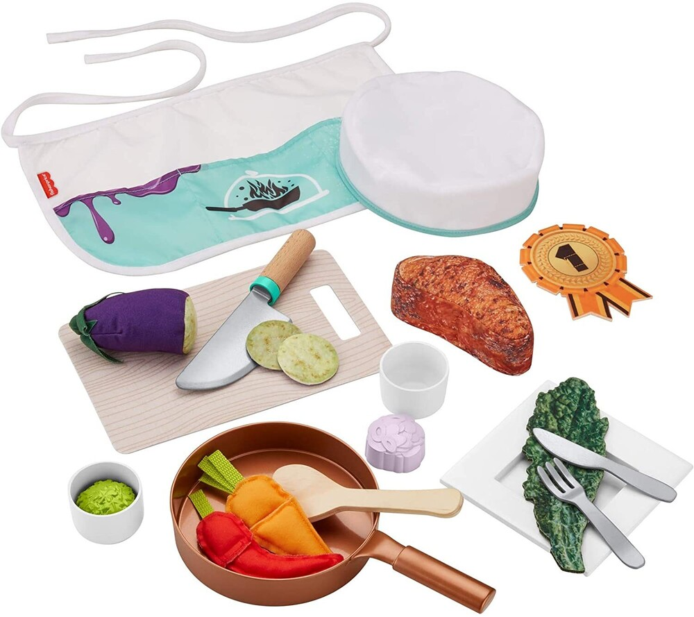 DIY - Fisher Price - Cookoff