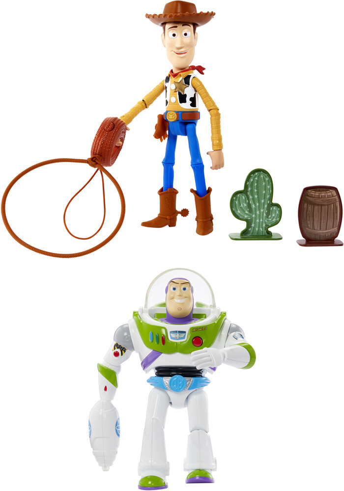 - Mattel - Toy Story Feaure Fig Assortment (Disney/PIXAR)