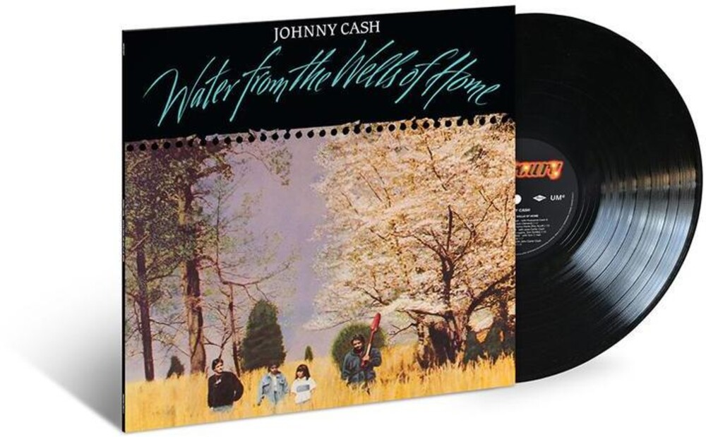 Johnny Cash - Water From The Wells Of Home [LP]