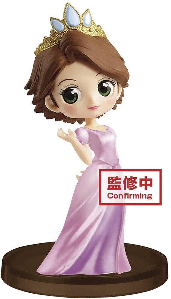Banpresto - BanPresto Disney Girls Festival Rapunzel Q posket Petit Figure