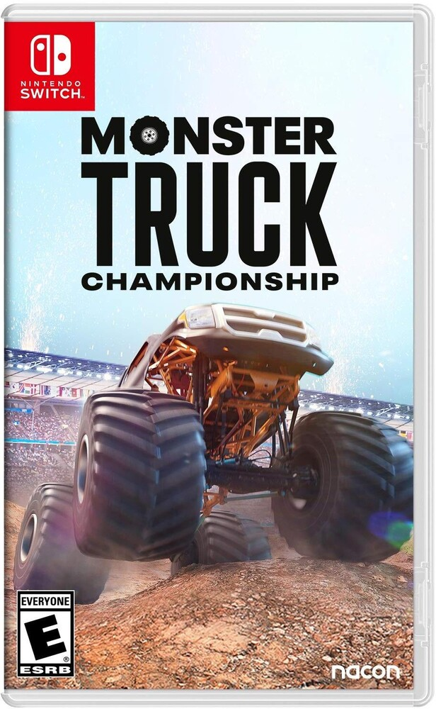 Swi Monster Truck Championship - Monster Truck Championship for Nintendo Switch