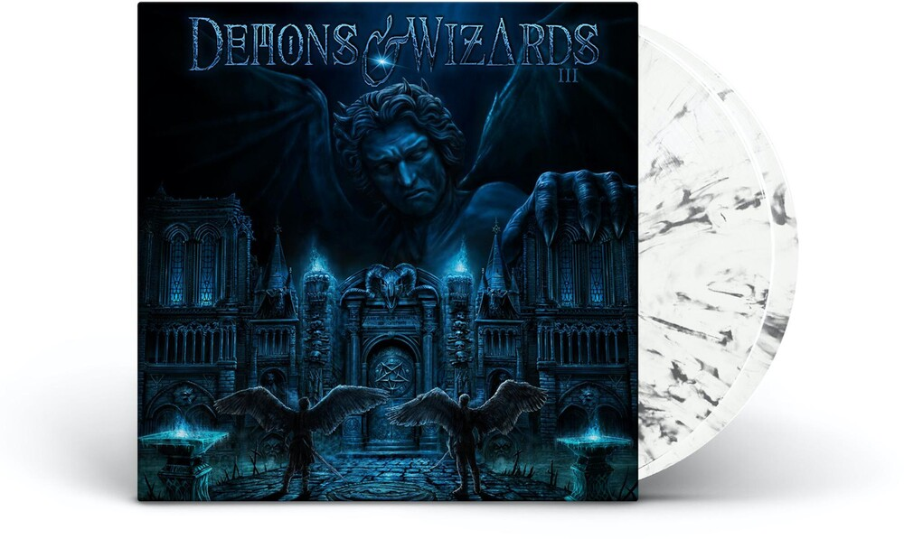 Demons & Wizards - Iii (Gate)