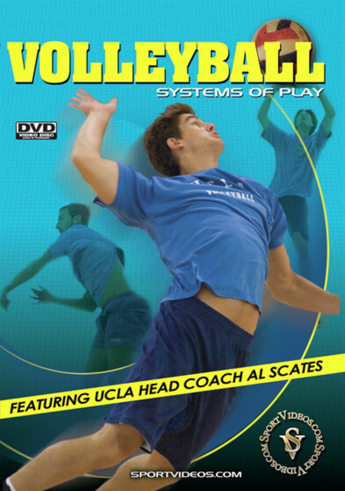 - Volleyball Systems Of Play / (Mod)