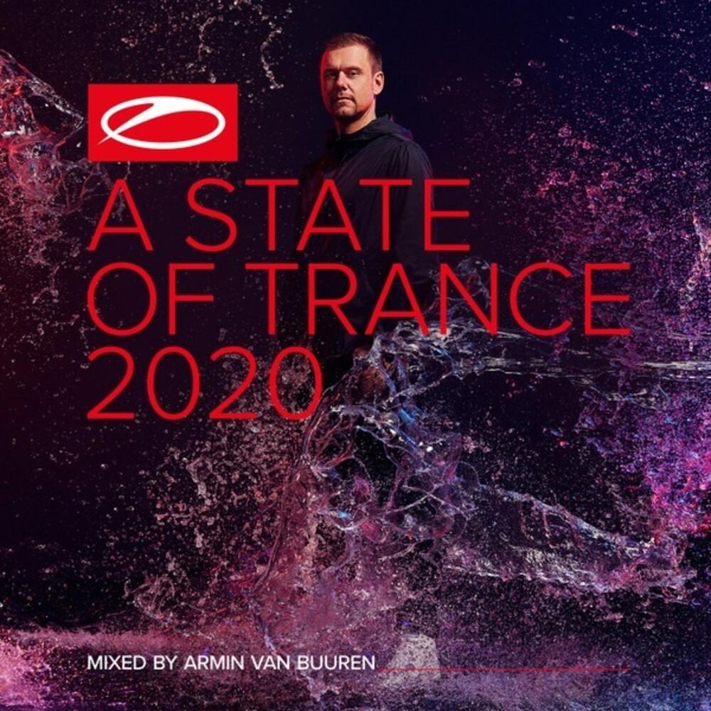 Van Armin Buuren - State Of Trance 2020 (2pk)