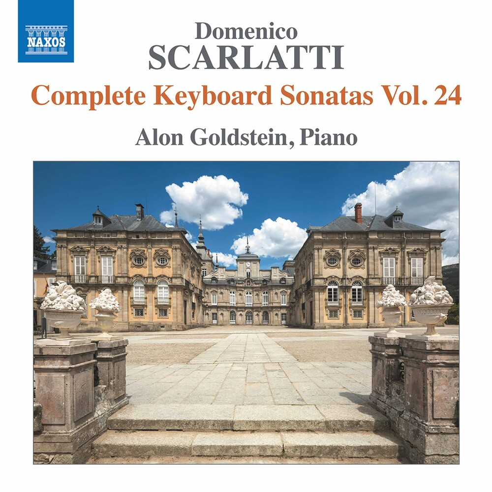 Alon Goldstein - Complete Keyboard Sonatas 2