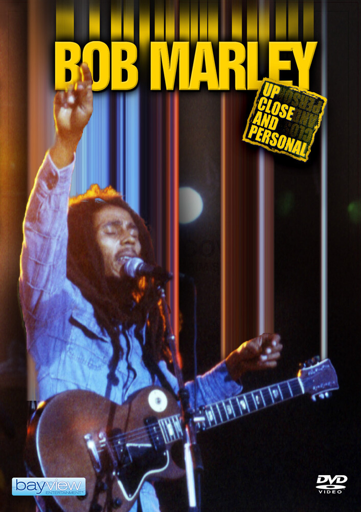 Bob Marley - Bob Marley: Up Close & Personal
