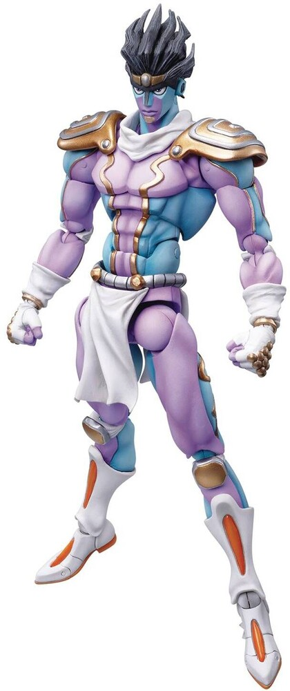 Good Smile Company - Good Smile Company - Jojos Bizarre Adventure Pt 4 Chozo Kado StarPlatinum Action Figure