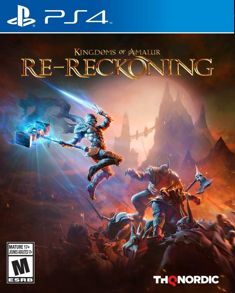 Ps4 Kingdoms of Amalur Re-Reckoning - Ps4 Kingdoms Of Amalur Re-Reckoning