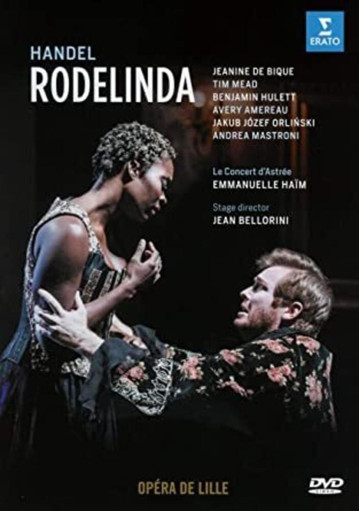 Orlinski, Jakub Jozef / De Bique, Jeanine / Mead, Tim - Handel: Rodelinda (2pc)