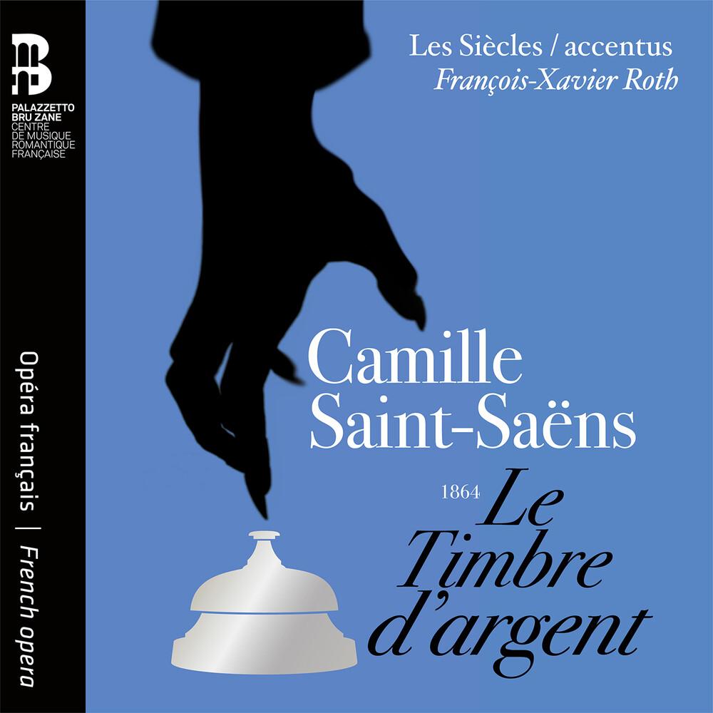 Saint-Saens / Roth / Accentus - Le Timbre D'argent (2pk)