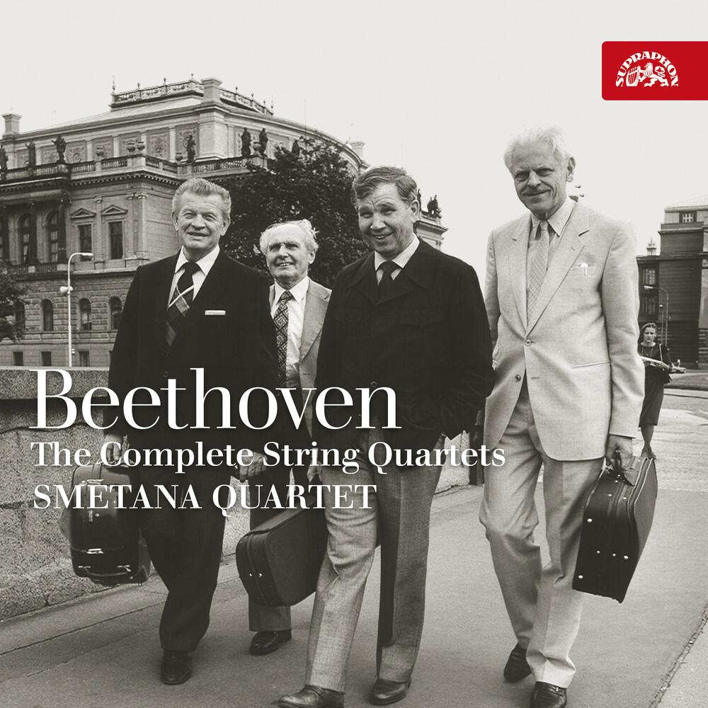 Beethoven / Smetana Quartet - Complete String Quartets