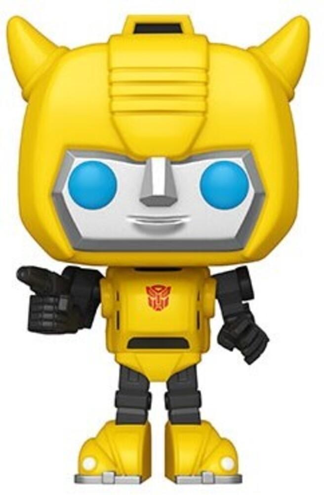 Funko Pop! Vinyl: - FUNKO POP! VINYL: Transformers- Bumblebee