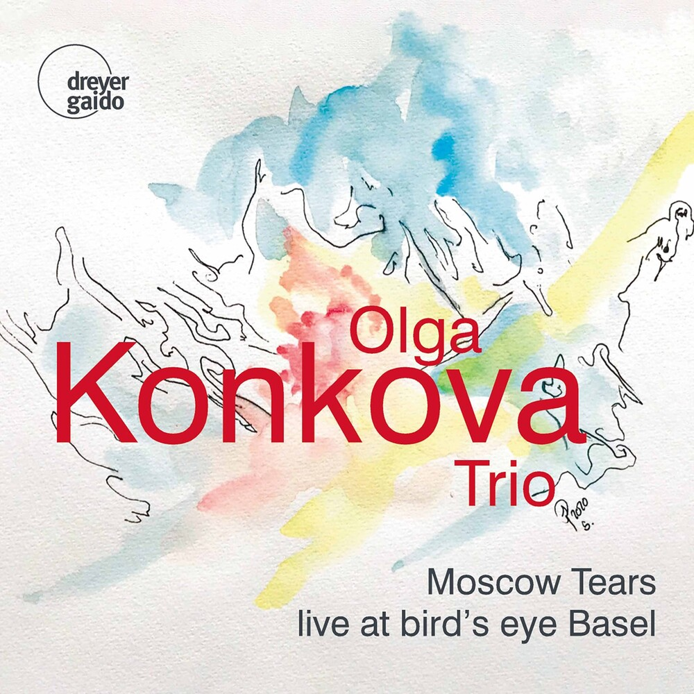 Jobim / Konkova - Moscow Tears