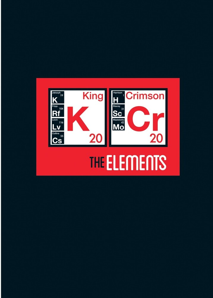 King Crimson - Elements Tour Box 2020 (Dig)