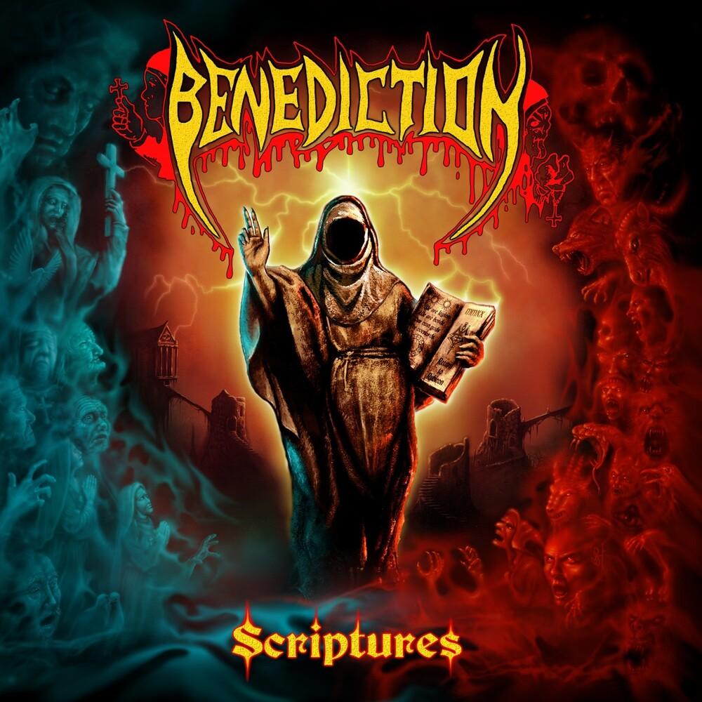 Benediction - Scriptures (Black Cassete) (Blk)