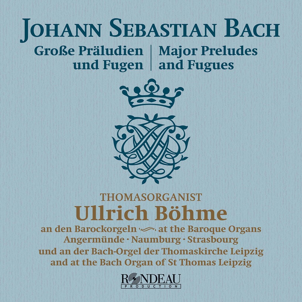 Ullrich Böhme - Major Preludes & Fugues