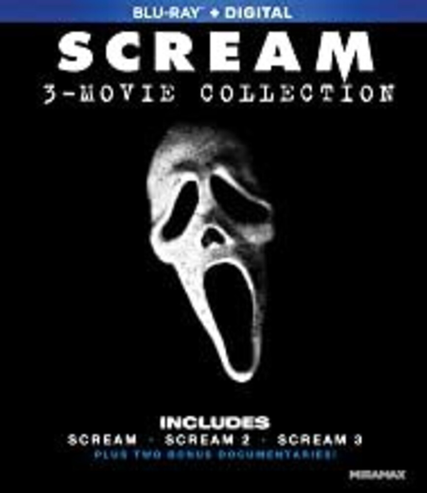 Scream 3 Movie Collection - Scream 3 Movie Collection (3pc) / (3pk Amar Sub)