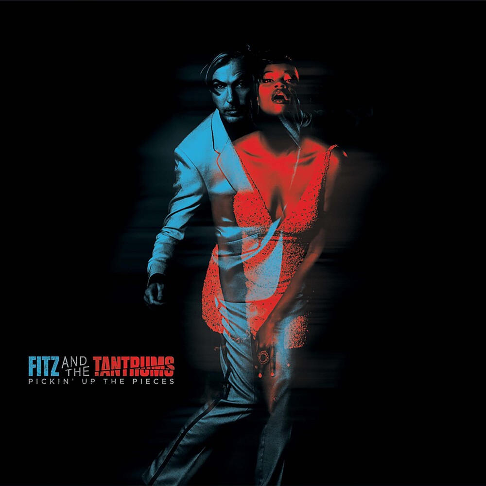 Fitz And The Tantrums - Pickin Up The Pieces [Limited Edition Pink LP]