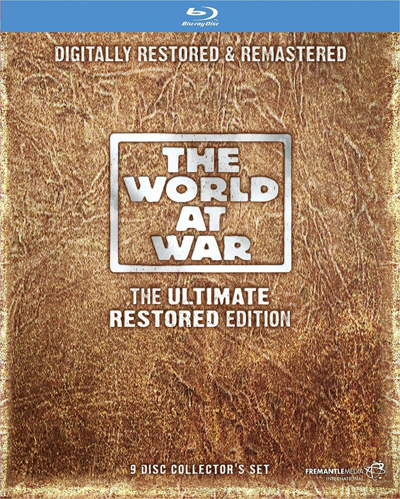 - World At War: The Ultimate Restored Edition (9pc)
