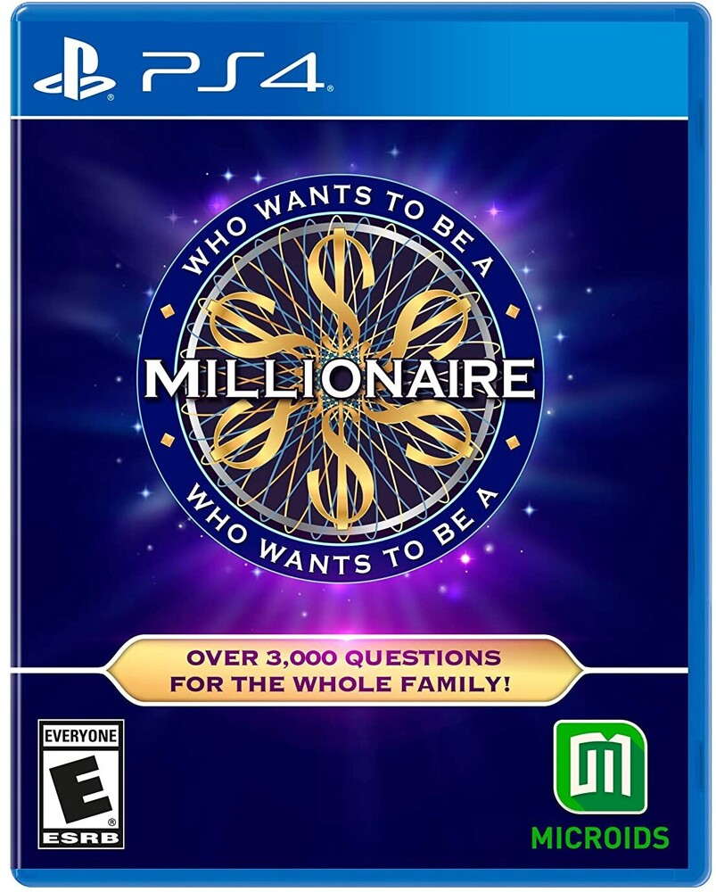 Ps4 Who Wants to Be a Millionaire - Ps4 Who Wants To Be A Millionaire