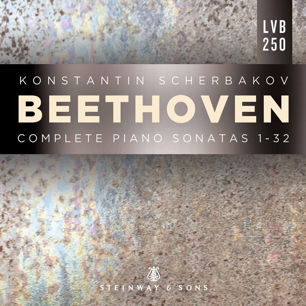 Beethoven / Scherbakov - Complete Piano Sonatas