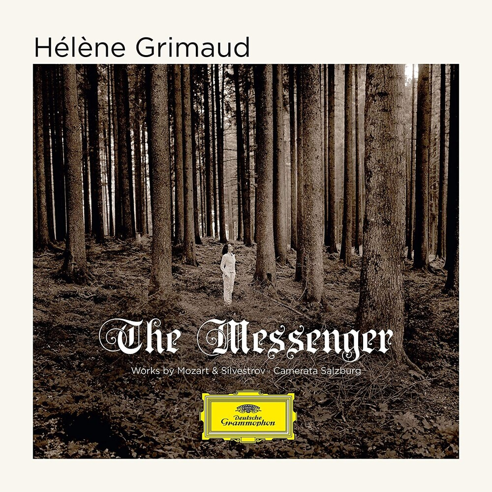 Helene Grimaud / Salzburg,Camerata - Messenger [Limited Edition] [Digipak]