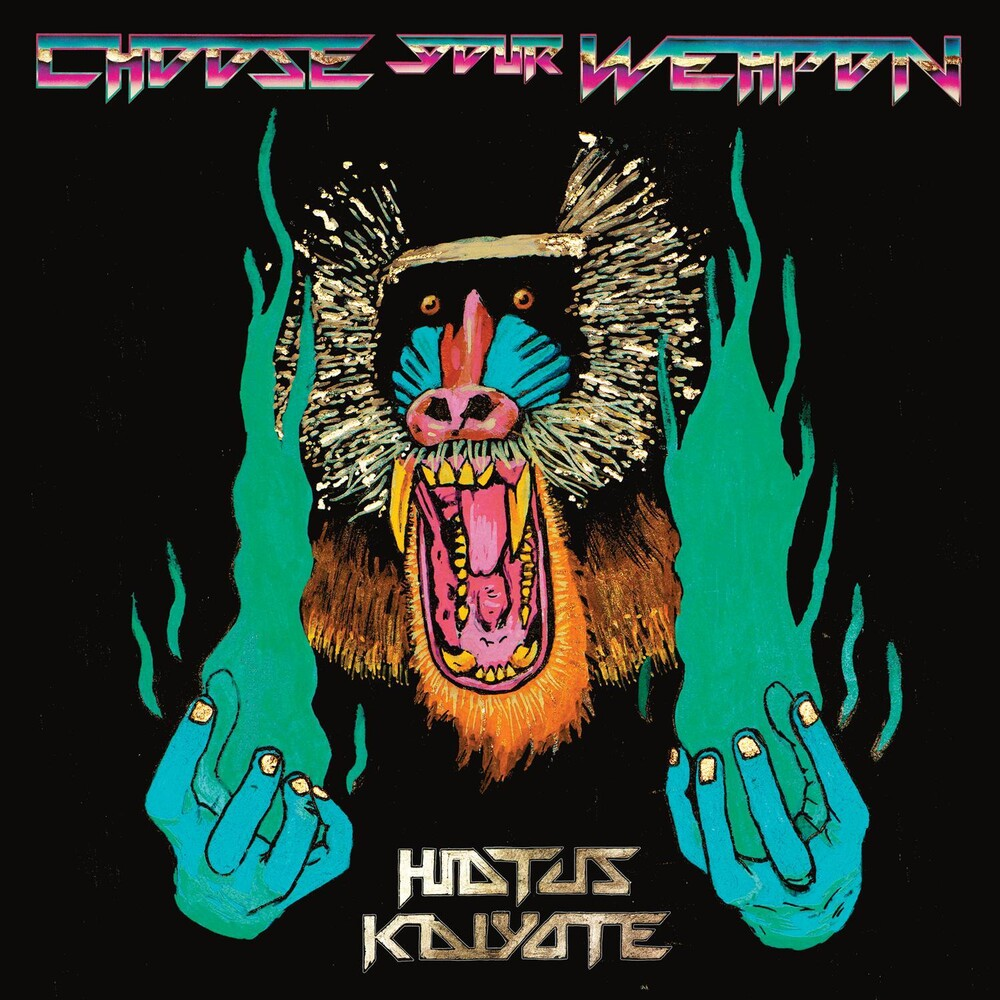 Hiatus Kaiyote - Choose Your Weapons (Colv) (Ogv)