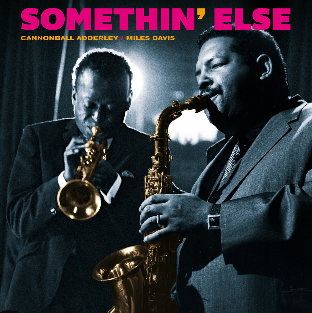Cannonball Adderley - Somethin Else (Blue) (Bonus Track) (Colv) (Ogv)