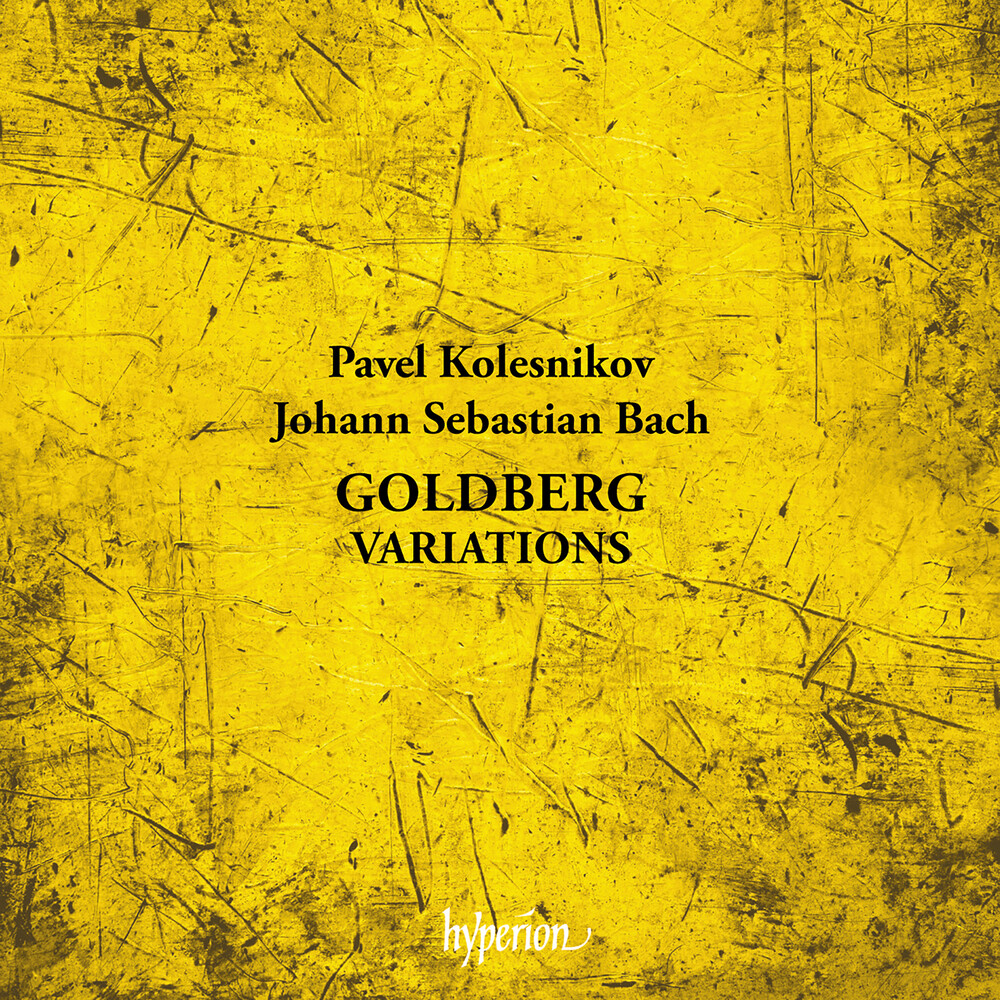 Pavel Kolesnikov - Bach: Goldberg Variations